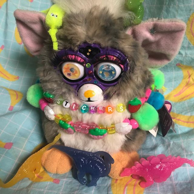 Pin By Ange On Furby   Furby, Retro Aesthetic, Artist Alley-7639