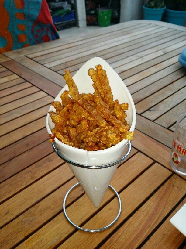 Frites maison   Cuisine, Frites maison, Frites