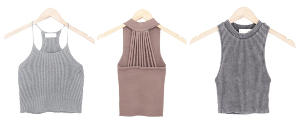 Amazingly Comfy & Cheap Sweaters, Lace-Up Tops & Layering Tanks/Bralettes on this site!