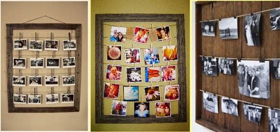 Creative photo frames 3 Make Your Own Frames | DIY | Pinterest ...
