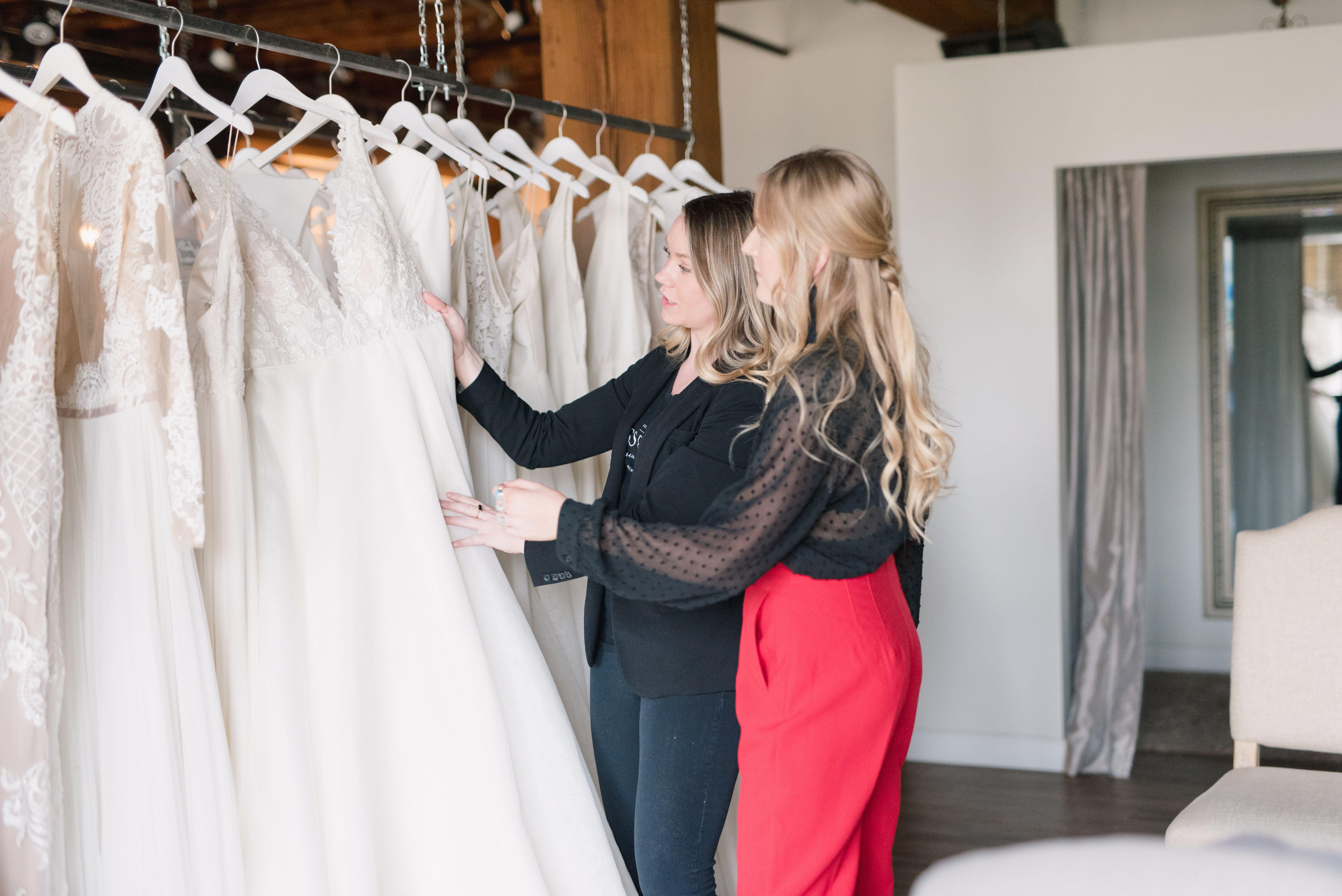 Cozy Bridal Boutique In Milwaukee S Third Ward In 2020 Wedding Dresses Romantic Bridal Boutique Bridesmaid Dresses