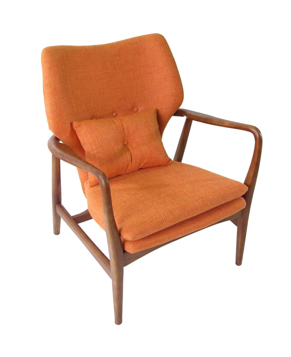 Inspired By Danish Design, The Mid Century Helsinki Chair Offer Nostalgic  Modernity To Any Space. Use The Large Chair And Foot Stool As A Chic Lazy  Boy Or ...