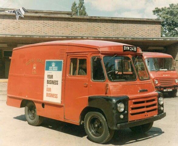 Royal Mail Old Timer