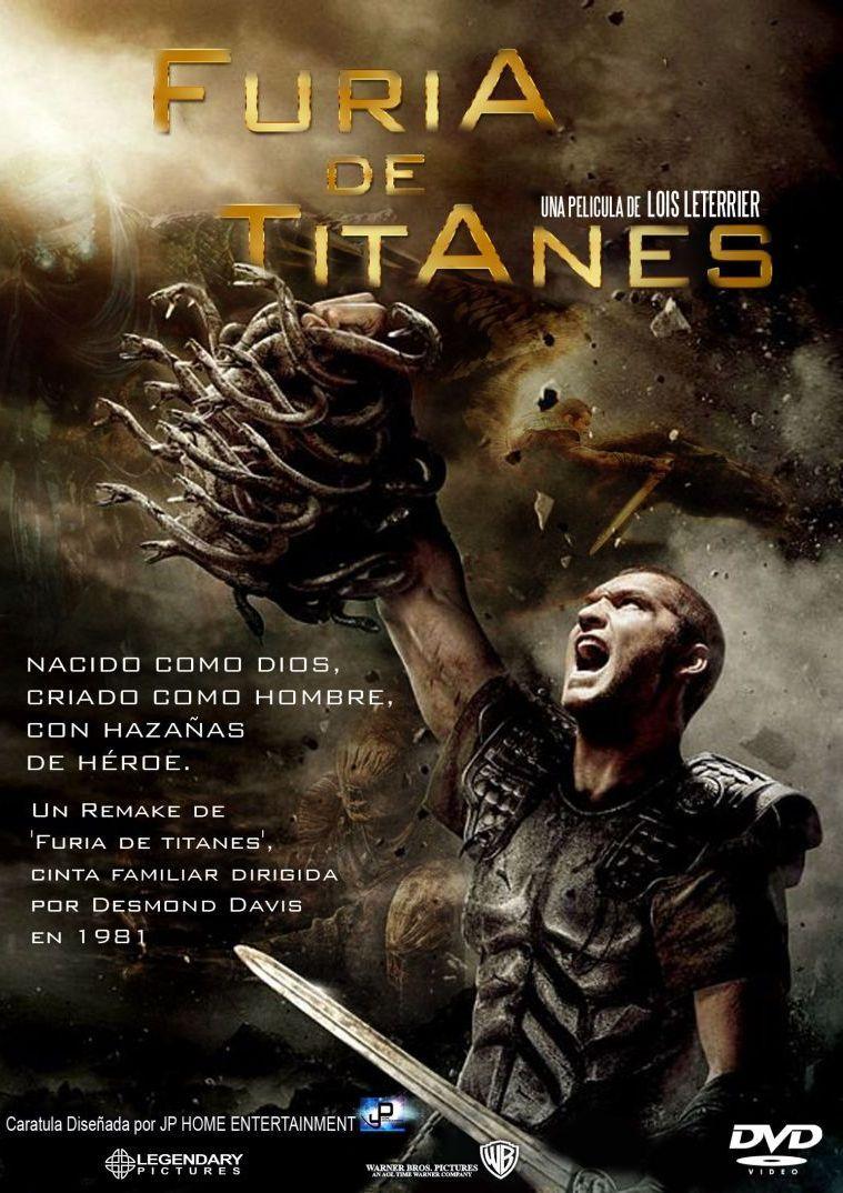 Clash Of The Titans En Español Furia De Titanes Es Una Película Estadounidense De Fantasía Adaptación Furia De Titanes Ver Películas En Línea Ver Películas