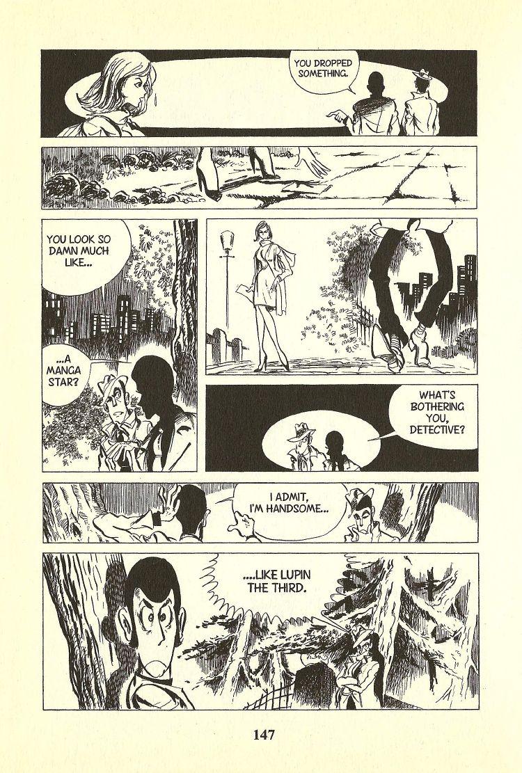 Volume 3/Chapter 26/Page 5 Manga english, Lupin iii, Manga