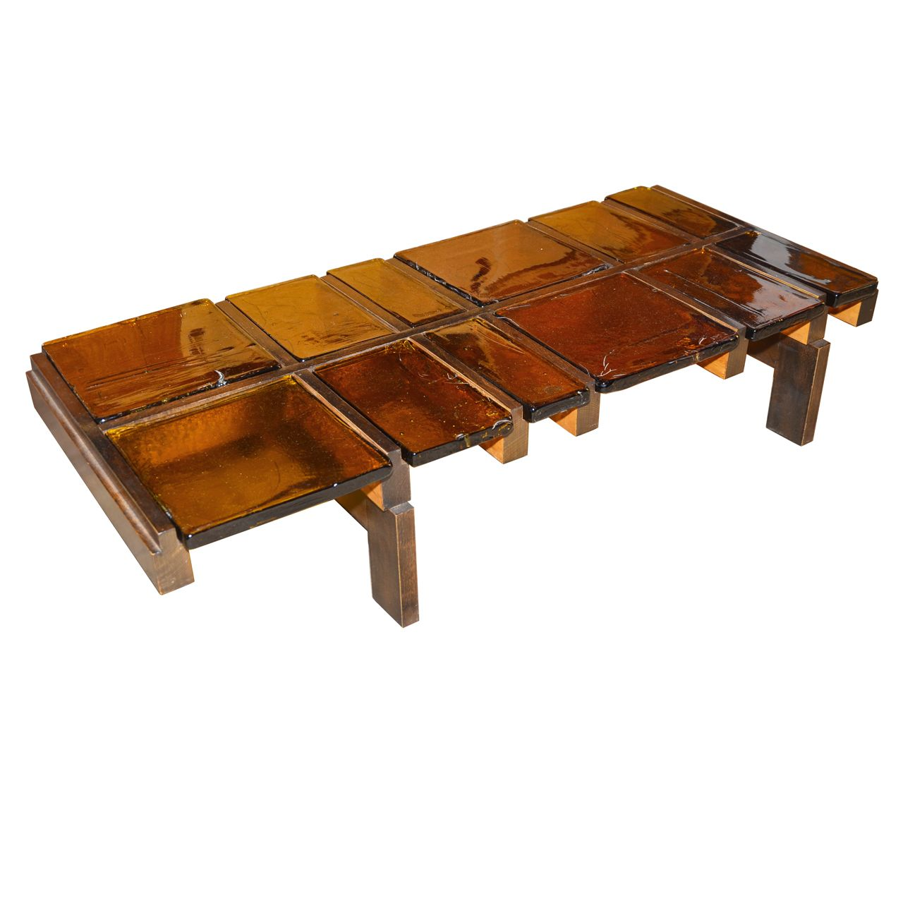 1970s Coffee Table By Roger Capron Vallauris At 1stdibs Avec Images Vallauris Tapis Design