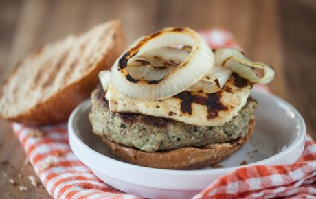 how to cook halloumi without a grill