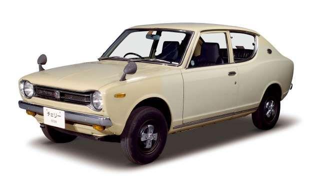 Nissan Cherry Wallpaper