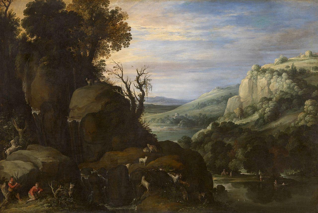 Фото героического пейзажа