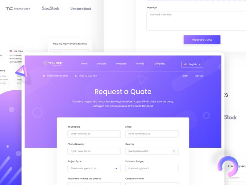 Quote Request Form Web Design Quotes Quote Request Form Design Quotes