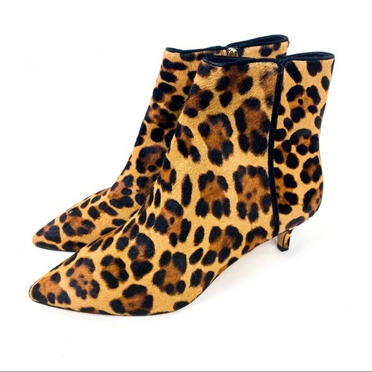 J Crew Pointed Toe Sadie Ankle Boots In 2020 Kitten Heel Ankle Boots Boots Ankle Boots