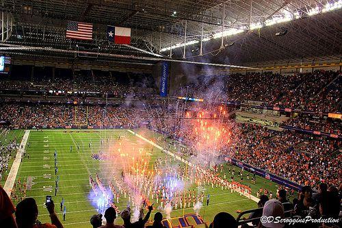 Utsa Football Football Soccer Field San Antonio Texas