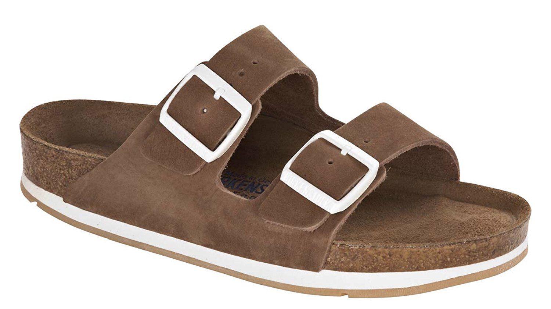 Birkenstock womens arizona sport soft footbed sandal