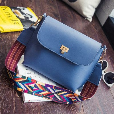 9db41a1c342e ... leather shoulder bag directly from China womens leather shoulder bags  Suppliers  Hot Sale 2017 Women Leather Shoulder Bags Simple Flap Sling  Crossbody ...