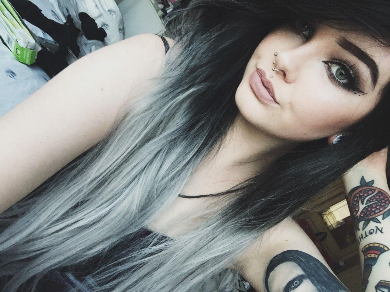 Image result for scene hair colors holy hair pinterest hair