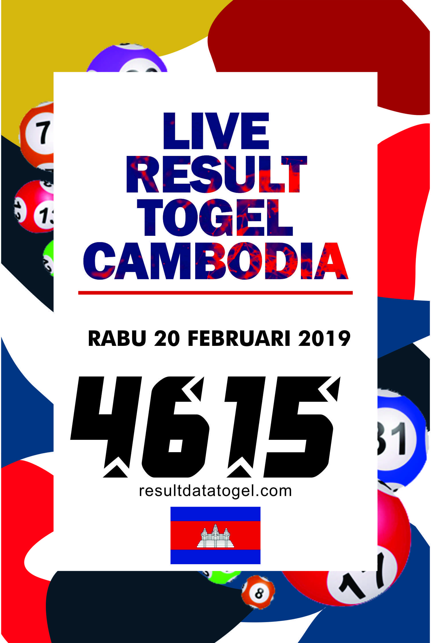 Togel Cambodia 2019 : togel, cambodia, Pengeluaran, Togel, Kamboja