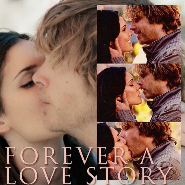 Forever a Love Story by SweetLu #NCISLA