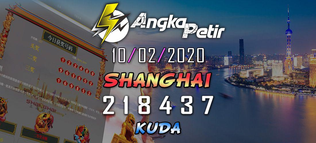 Info togel shanghai hari ini