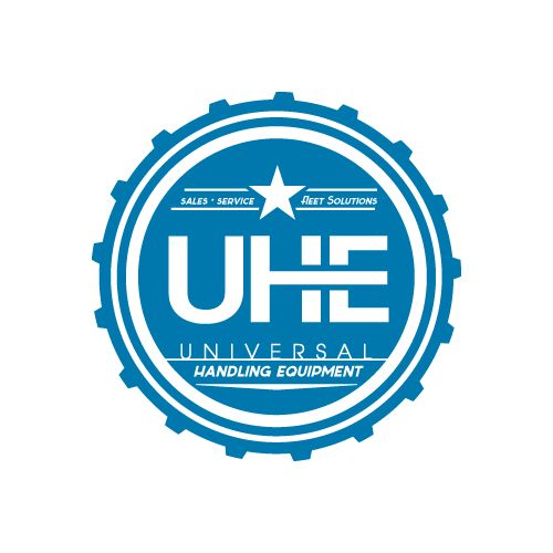 universal handling equipment logo concept logo and other graphic rh pinterest com equipment logistics data sheet equipment logistics alabama
