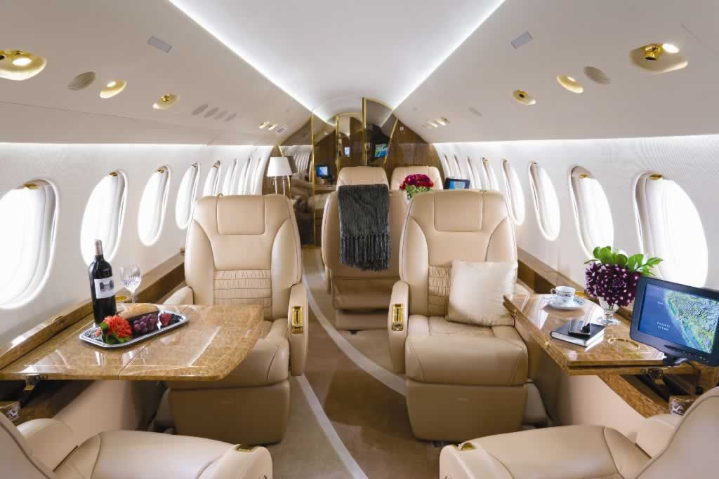 Luxury Jet Interior Come Fly With Me Pinterest