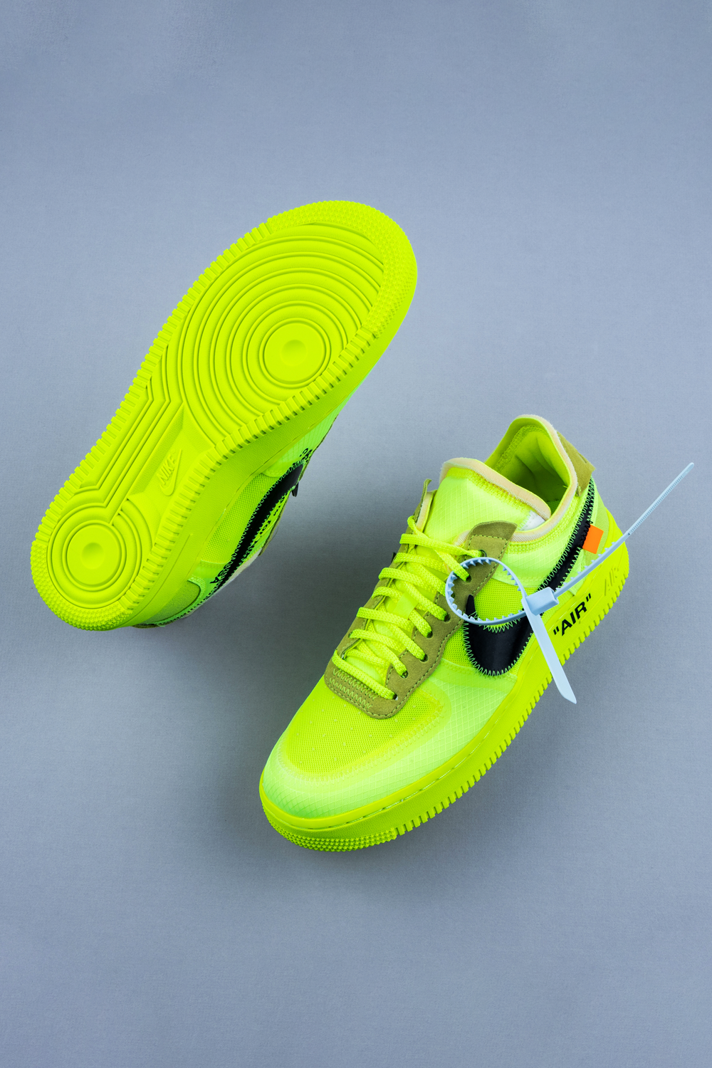 The 10 Nike Air Force 1 Low Off White Volt Ao4606 700 2018