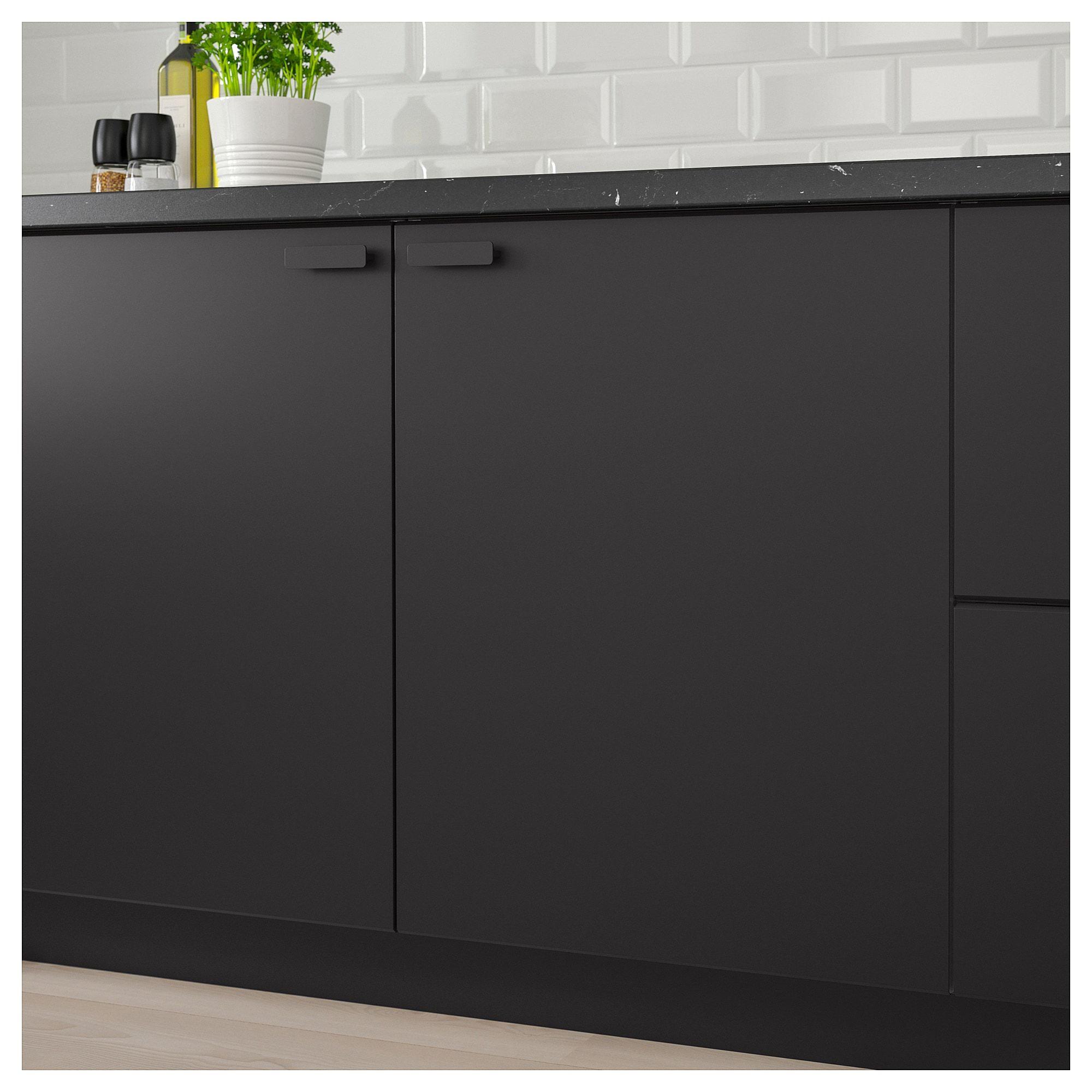 KUNGSBACKA Door – anthracite – IKEA