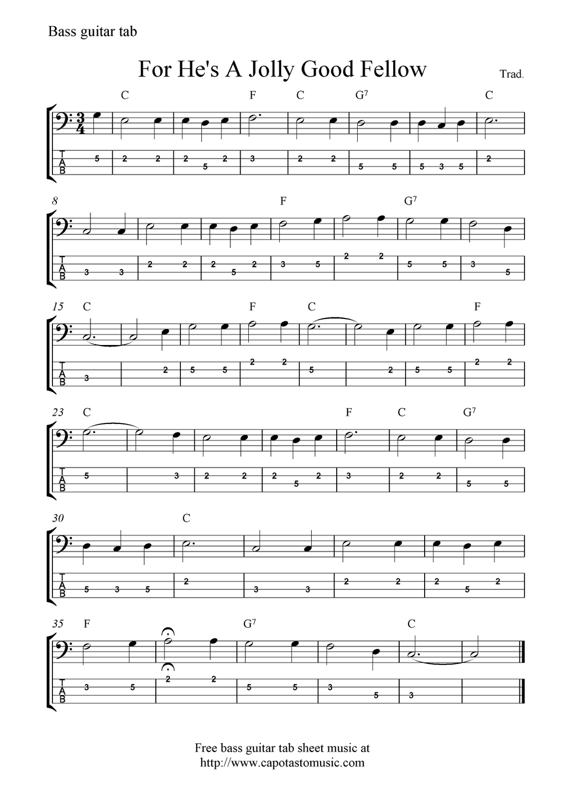 Free Sheet Music Guitar Keninamas