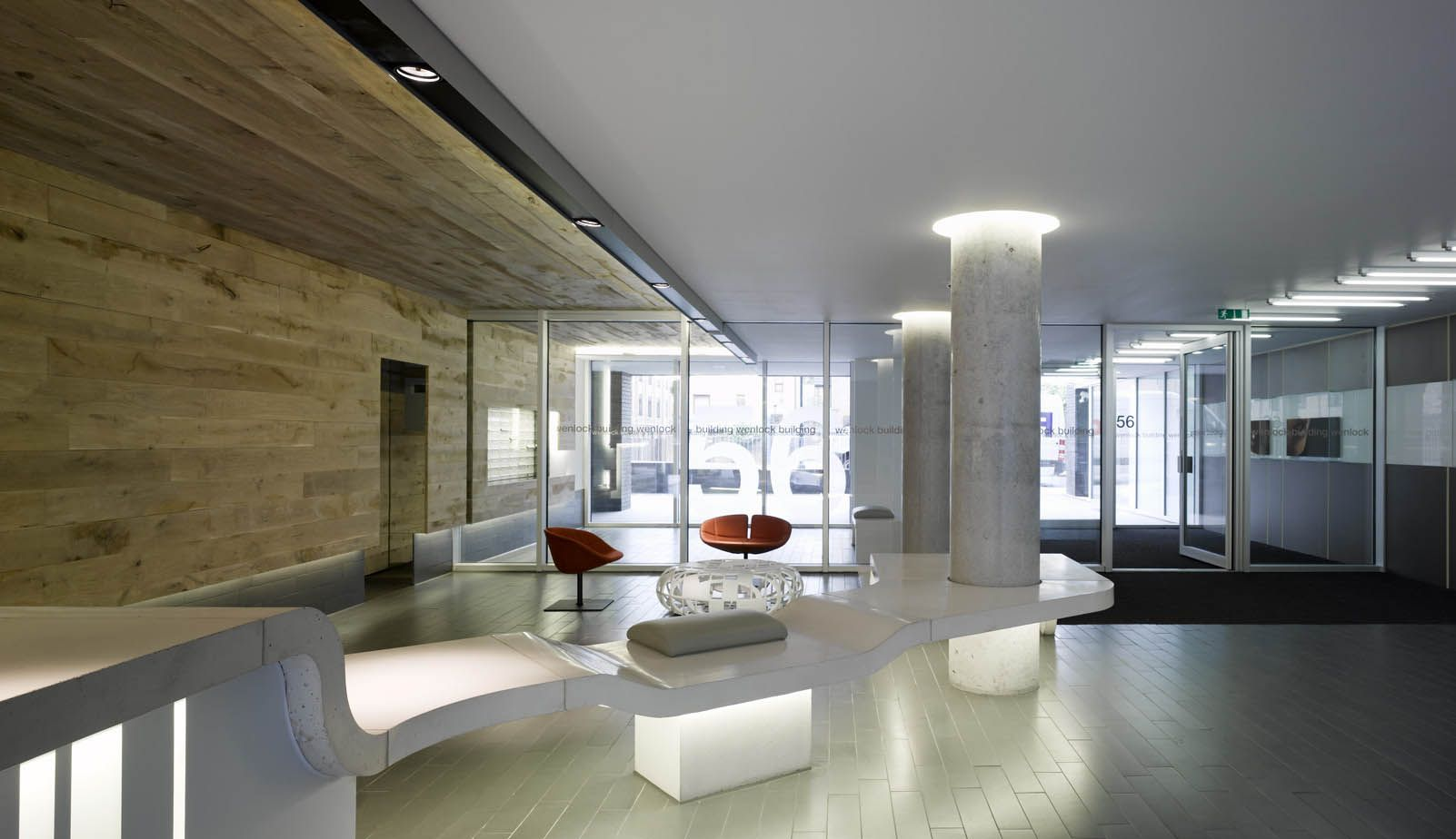 Concrete Interior Design concrete interior design: concrete tables & seating uk | cool