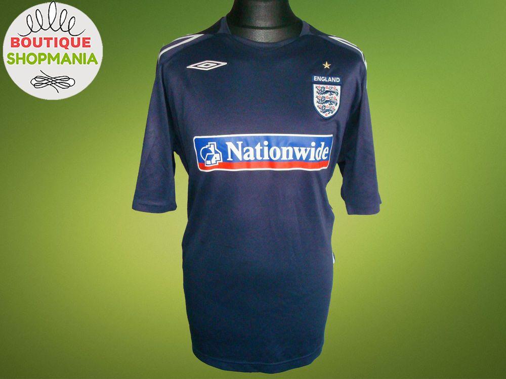 ENGLAND National TRAINING Nationwide (XXL) UMBRO FOOTBALL SHIRT Jersey  Camisa  UMBRO  ENGLAND 34e846f61