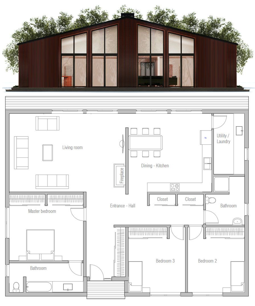 Maison Plan Design