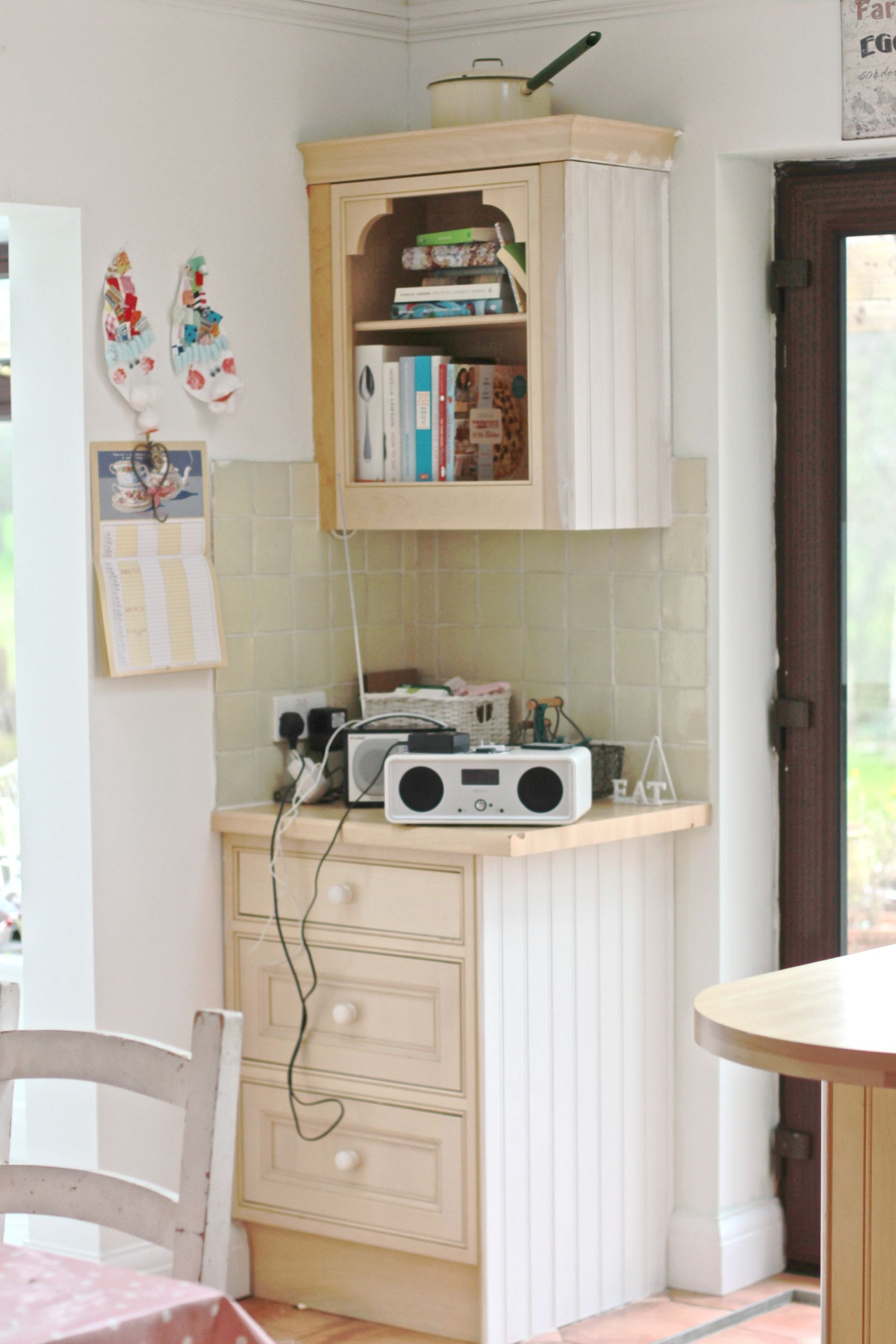 How to Paint Kitchen Cabinets | Cherry Menlove | Painting ...