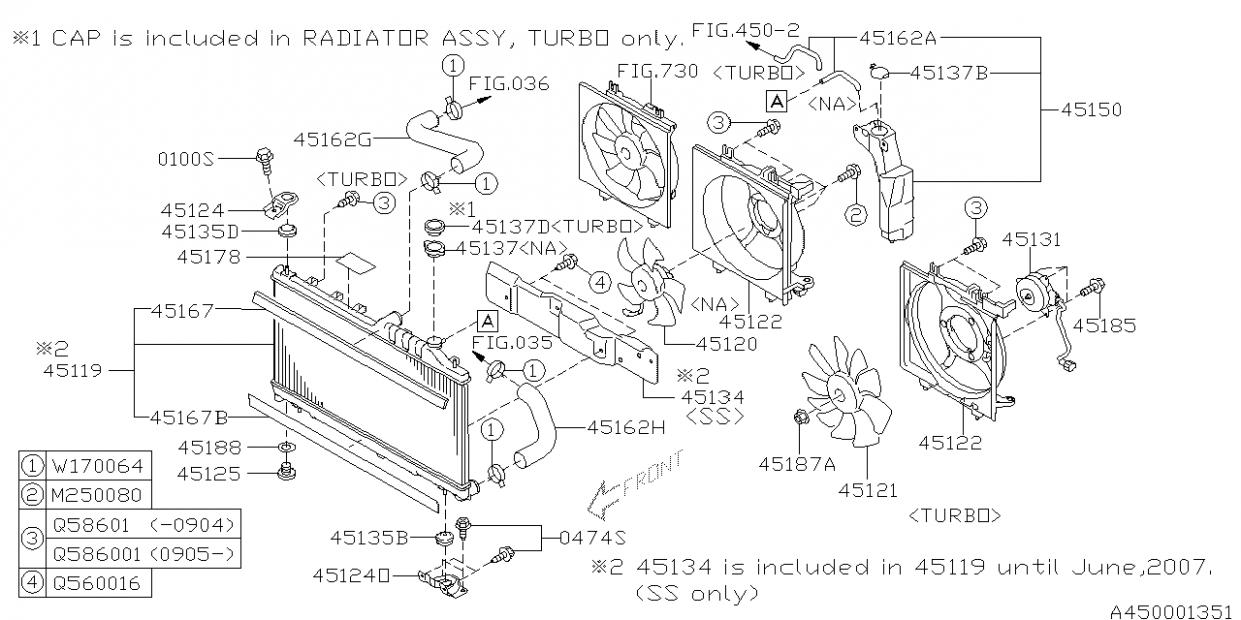 Subaru Ej5 Engine Diagram di 2020Pinterest