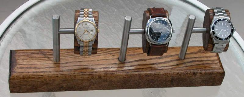Home Made Watch Stand Watch Storage Diy Watch Holder Diy Watch Holder