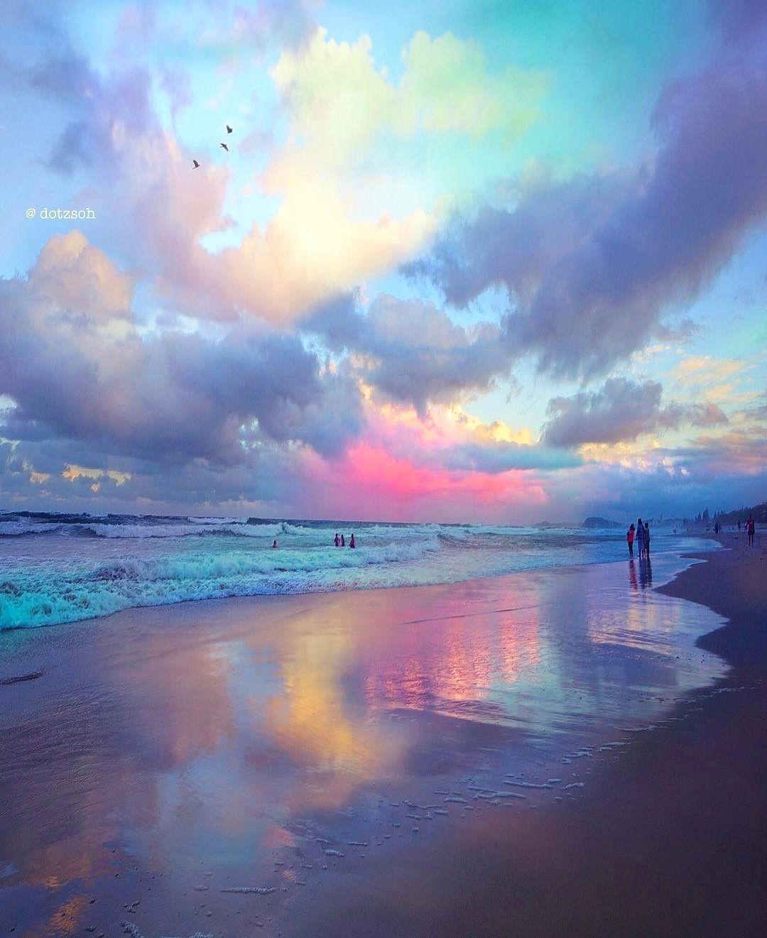 Einhorn-Sonnenuntergang in Australien von Stop verschwenden Geld, indem Sie nicht UnlimitedSunse ... #Himmel #Meer #Ozean #schöneorte #see #Seegang #Sonne #Sonnenuntergang #sonnenuntergangammeer #SonnenuntergangBilder #SonnenuntergangFotos #sonnenuntergangheute #landscapepics