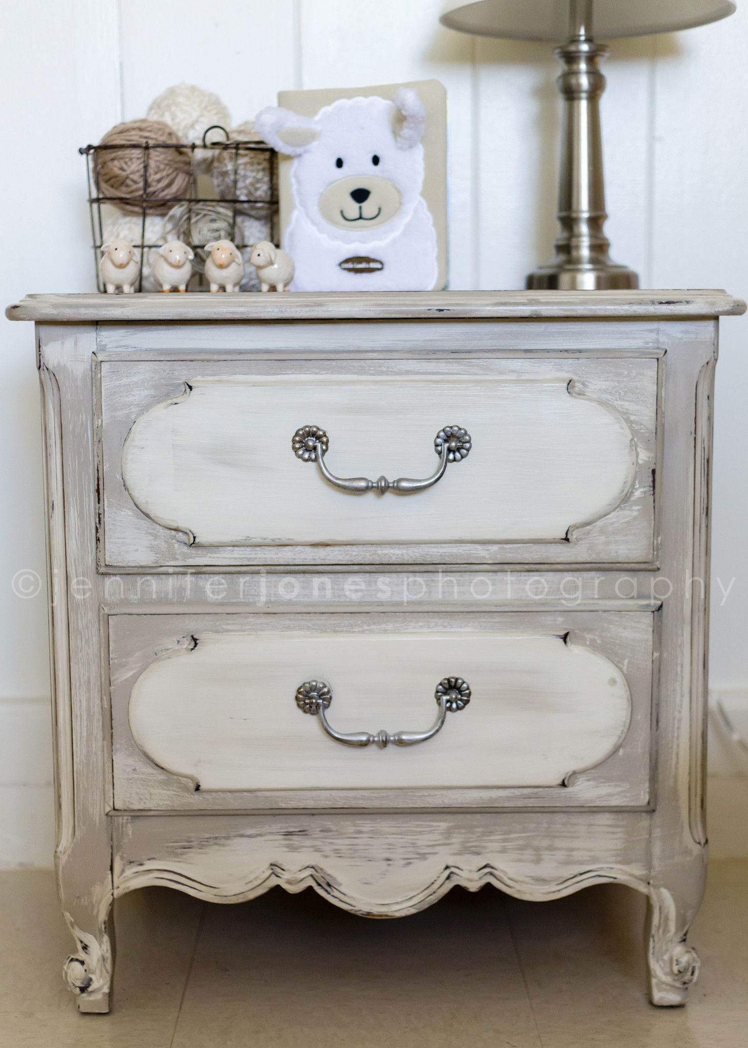 Le Grande Lady - French Country Armoire in Young Kansas Wheat ...