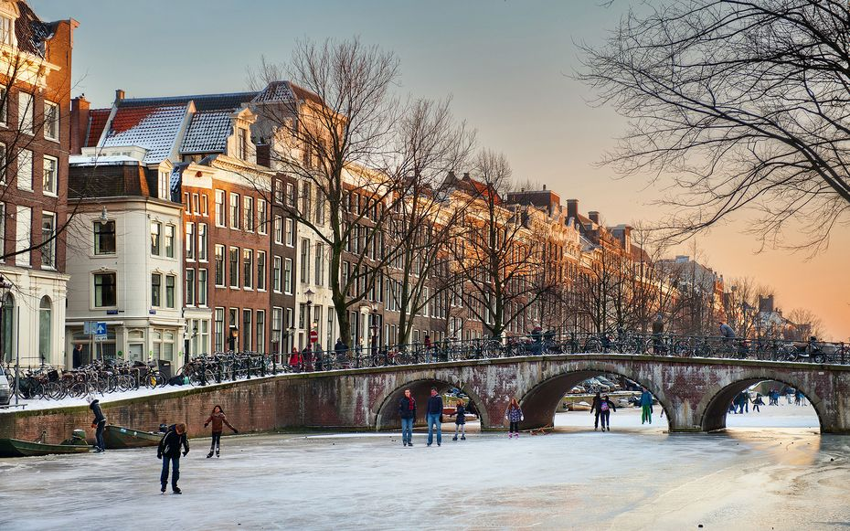 amsterdam best places to spend christmas travel leisure