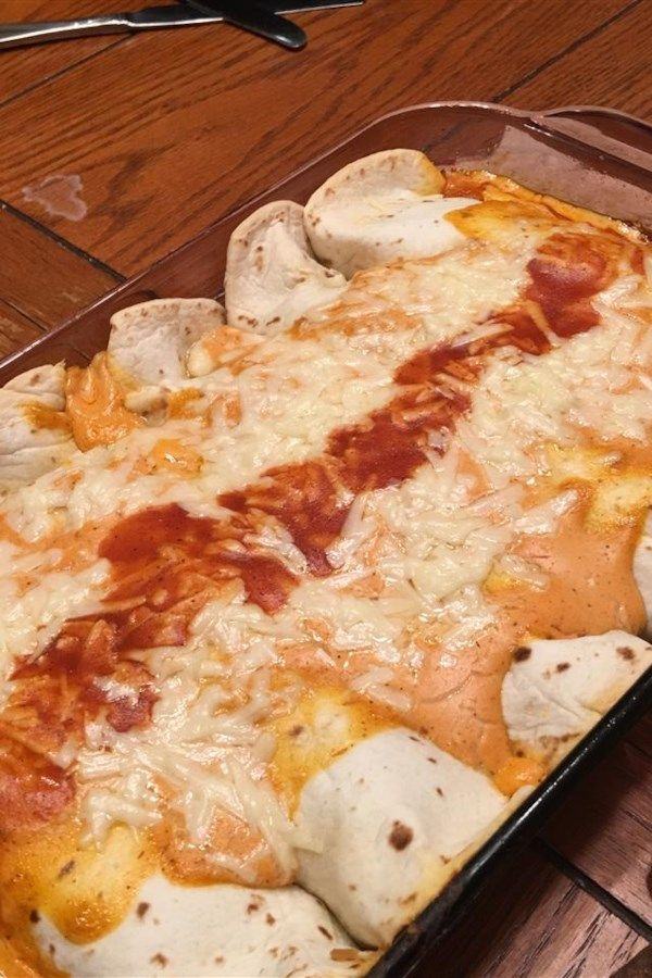 Creamy Cheddar Beef Enchiladas Recipe In 2020 Mexican Food Recipes Food Recipes Food