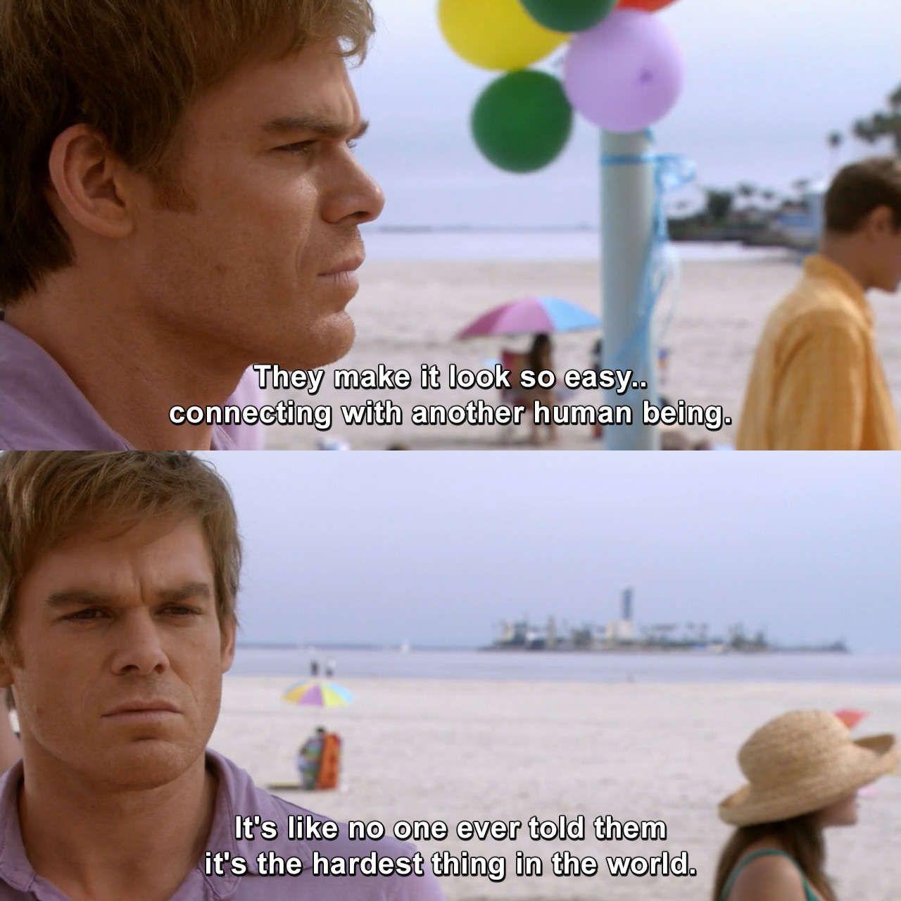 Dexter Those Kinds Of Things Dextermorgan Dexter Thosekindsofthings Humor Lol Dexter Funny Dexter Quotes Dexter Morgan