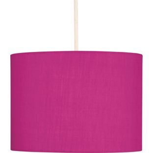 Buy colourmatch fabric shade funky fuchsia at argos your buy colourmatch fabric shade funky fuchsia at argos your online aloadofball Images