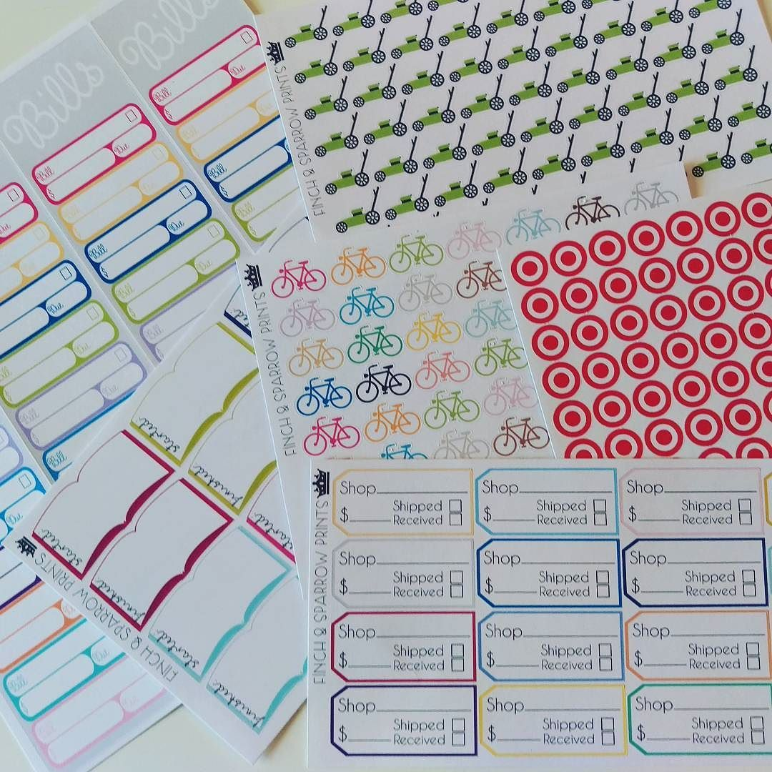 New releases live later today!!!!!!!! #etsy #erincondren #eclp2015 #eclp2016 #etsyshopowner #etsyseller #eclp2016 #kikkik #plannercommunity #plannersticker #happyplanner #plannergoodies #planneraddict #stickeraddict #stickerlover #plannerspread #planwithme #savings #planner #etsyseller #happymail #erincondren #eclp2016 #kikkik #filofax # readers #bills #organized #homebusiness #handmade #momlife #lifemanagement by finchandsparrowprints