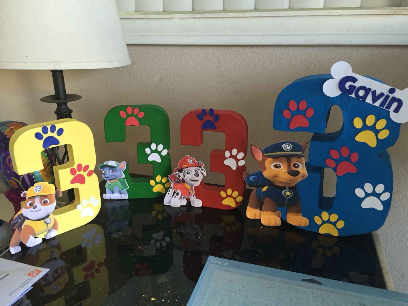16 Best Paw Patrol Images On Pinterest Paw Patrol Party Birthday
