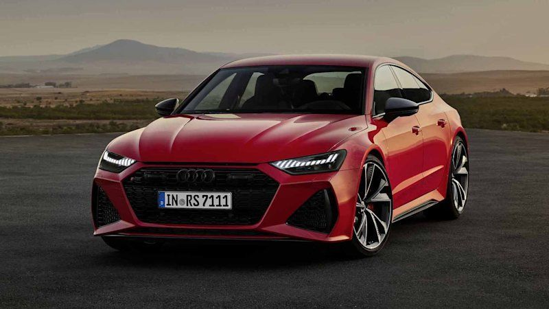 2021 Audi RS 7 priced on par with its competitors cars