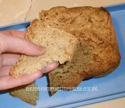 Chleb bezglutenowy jak