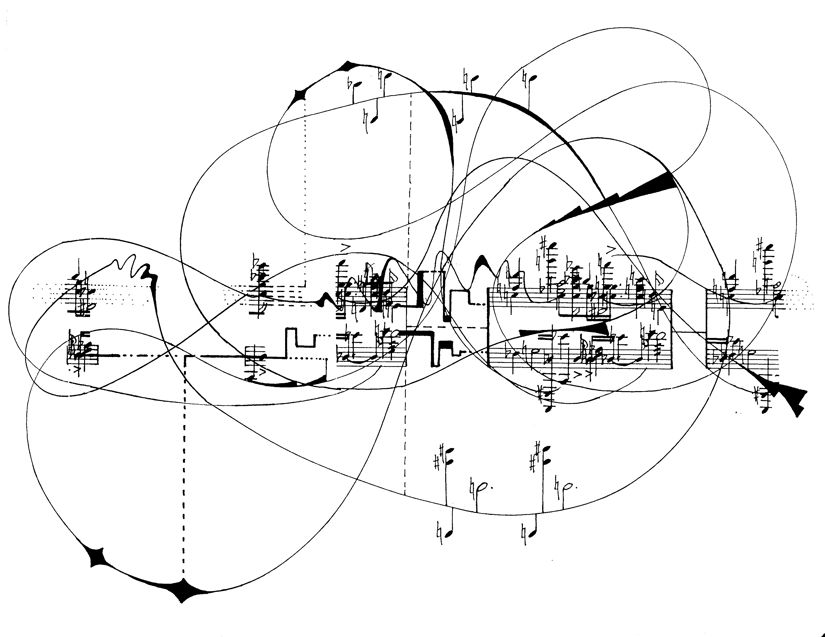 Karlheinz Stockhausen Also Find Other Notation Diagrams In