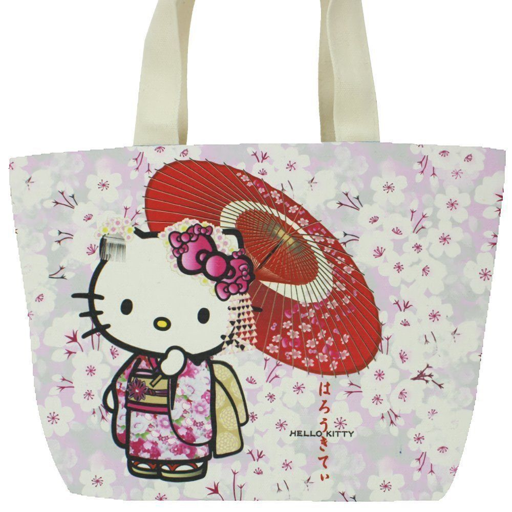 0bfe0781c New! Hello Kitty x DEARISIMO Lunch Bag Japan Sanrio F/S 4313 #Sanrio ...