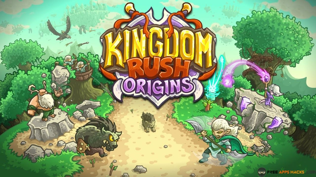 Kingdom Rush Origins Hack - Kingdom Rush Origins Free Gold, Gems and