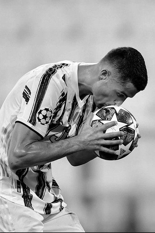 Juventus Vs Lyon UEFA Champions League 2020