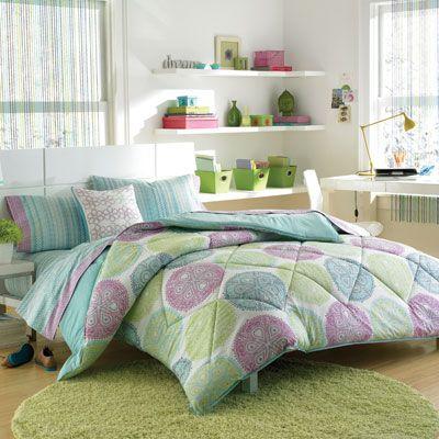 Steve Madden Stella Bedding Ensemble From Beddingstyle Com Bedding Sets Bed Bedroom Makeover