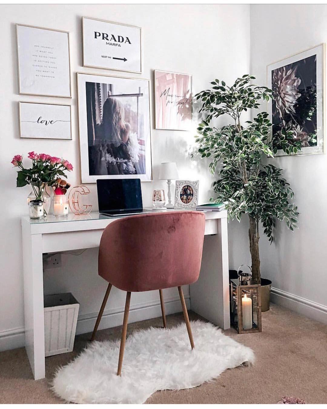 """Photo of Inspirasjon🌸 på Instagram: """"• reklame / reklame • room arbeidsrom 🌸 #wohn #interior #m #sch #interiordesign #nerwohnen #design #home #zu Hause #wohnzimmer # bel…"""""""