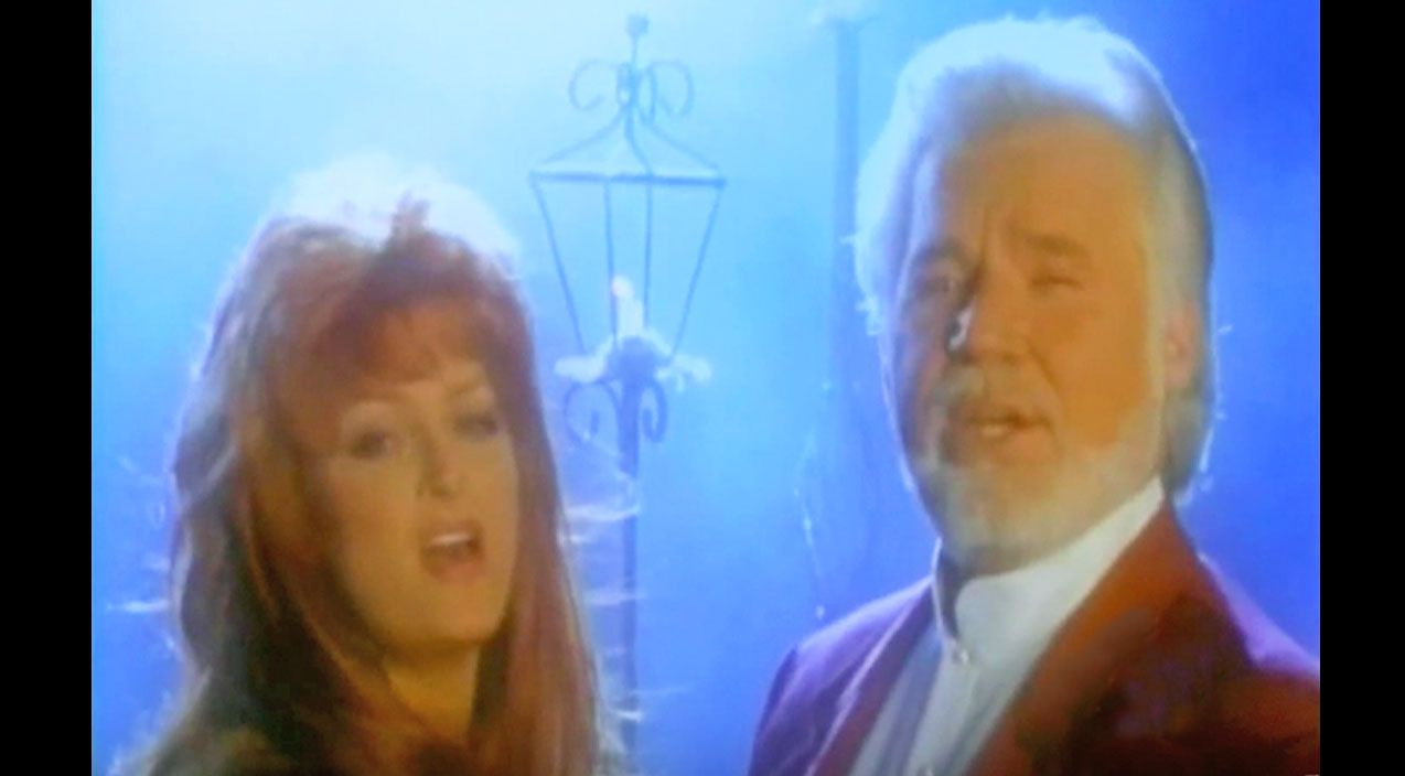 Kenny Rogers & Wynonna Judd Sing 'Mary Did You Know' In Virtual Duet in 2019   Country music ...